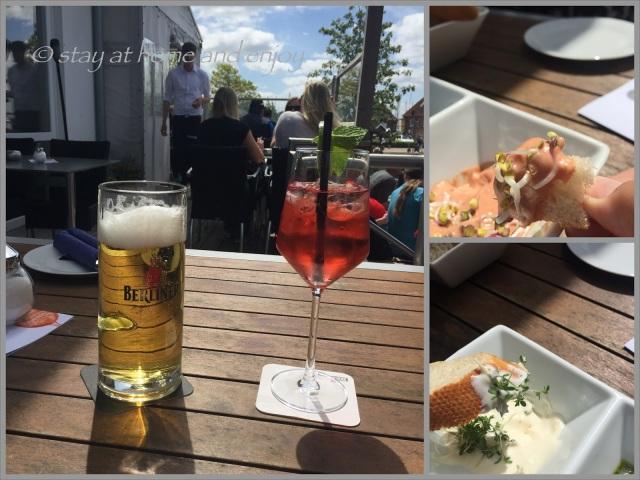 Laboe - Kieler Förde - stay at home and enjoy
