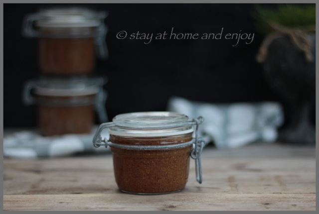 Balsamico-Senf - stay at home and enjoy