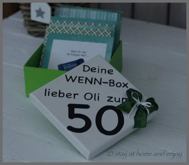 WENN-Box - stay at home and enjoy
