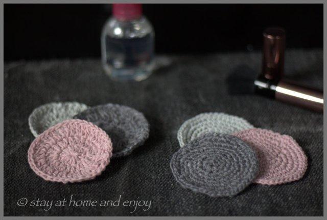Kosmetikpads - stay at home and enjoy6